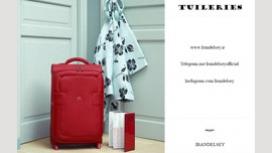 چمدان دلسی مدل تیولری