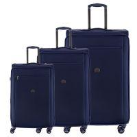 مجموعه سه عددی چمدان دلسی مدل Montmartre Pro