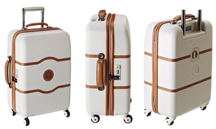 چمدان چرخ دار دلسی