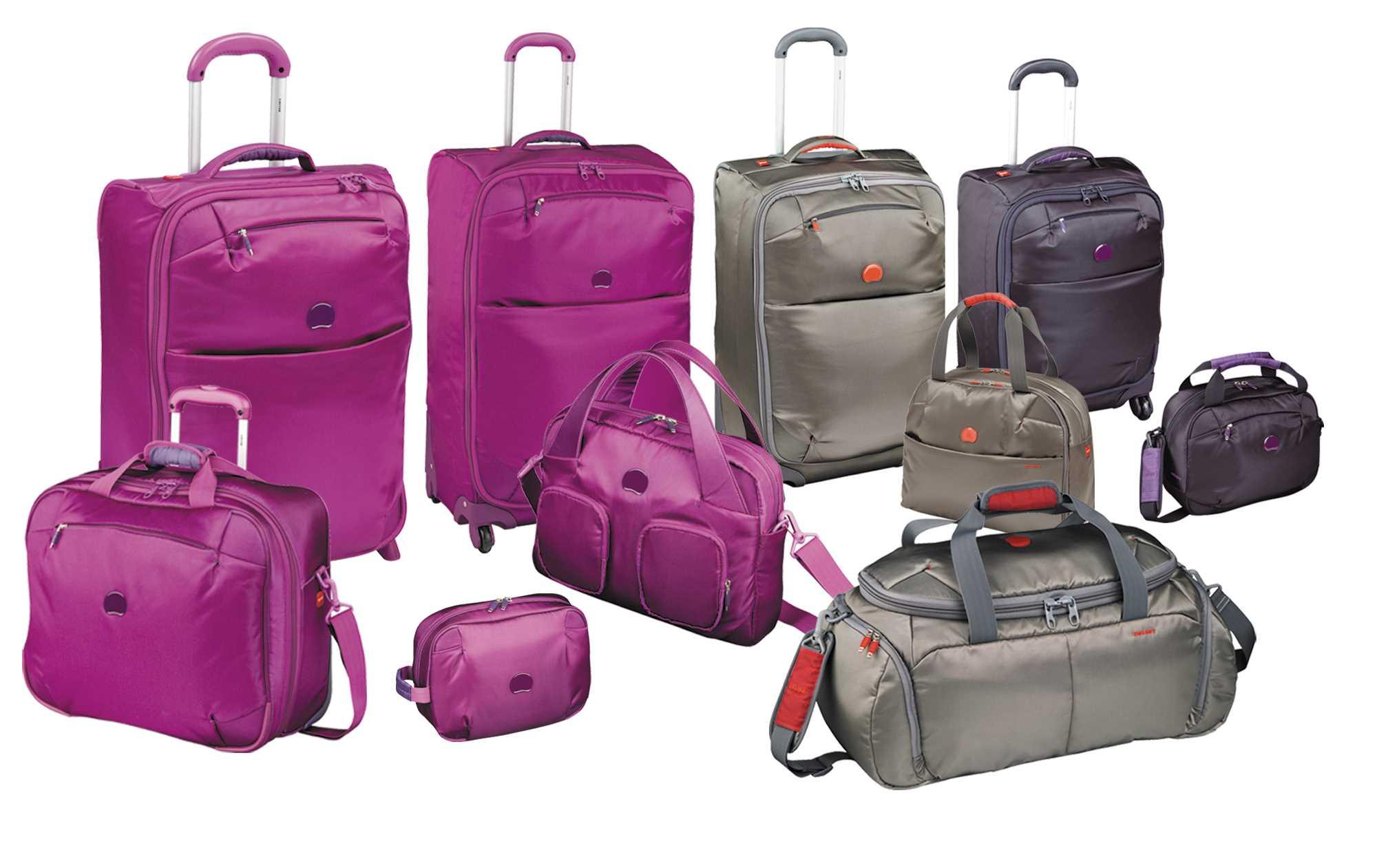 ساک و چمدان های دلسی
