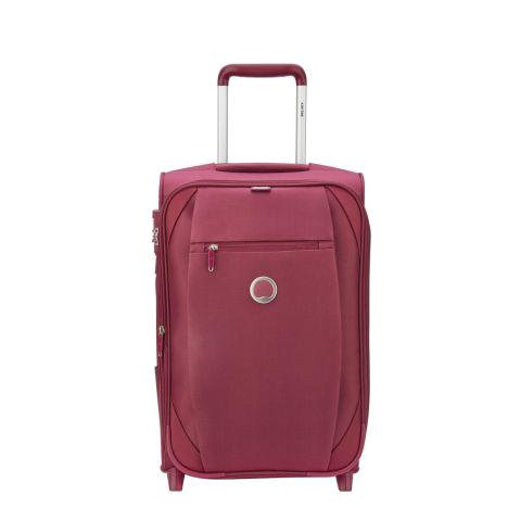 دلسی-چمدان-rami-از-نمای-جلو-قرمز